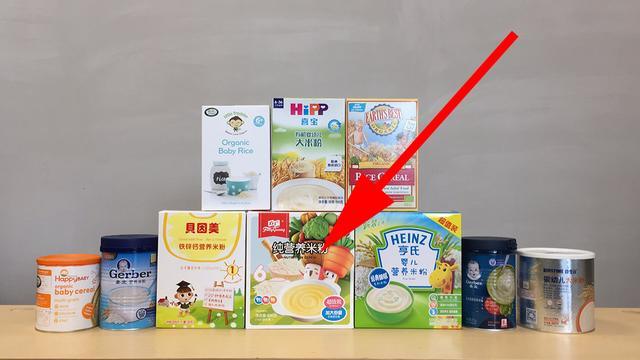 16款米粉评测结果出炉,这几个国家的别买,这些宝宝慎吃贝拉米!