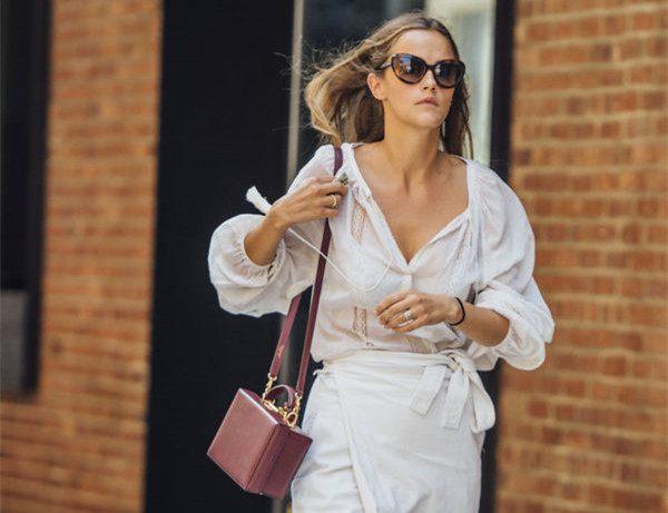 夏天如何穿着时尚?36套示范搭配,打个结,让基本款式穿上质感