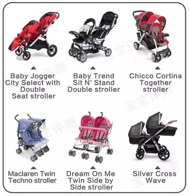 118款婴儿手推车测评:欧美大牌,哪些值得,哪些不值得?
