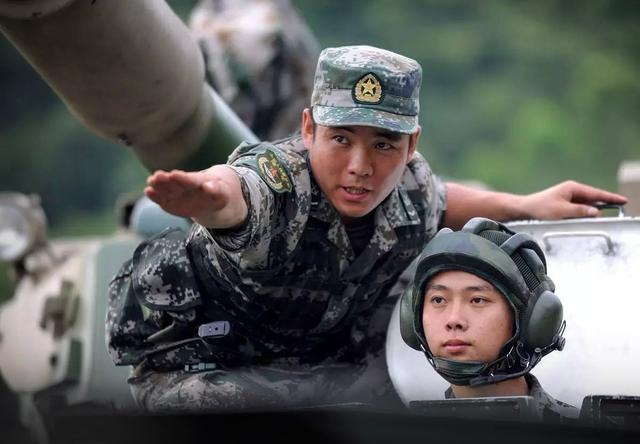 强国必须强军,军强才能国安